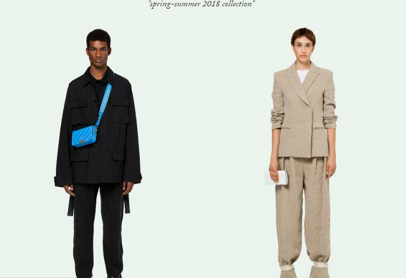 2018年1月巴黎男装周延长至6天,中国设计师孙小峰、上官喆、江奕勋入选