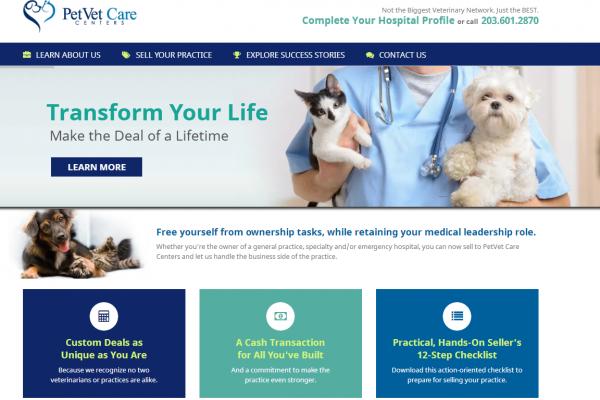 私募巨头 KKR 将收购美国宠物医院经营商 PetVet Care Centers
