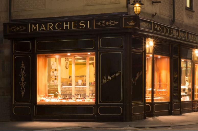 Prada收购的200年历史意大利糕点铺首家快闪店亮相巴塞尔迈阿密艺术展