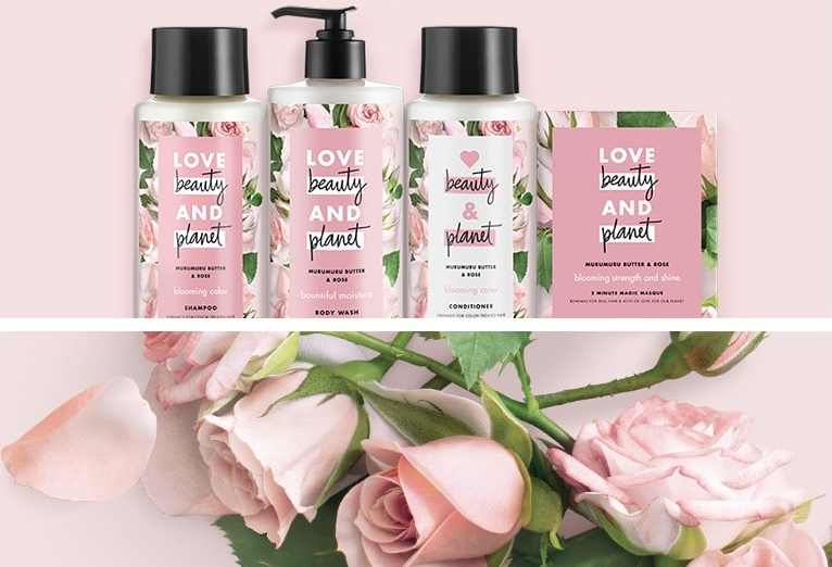联合利华又孵化了一个新品牌:环保个人护理品牌 Love Beauty and Planet