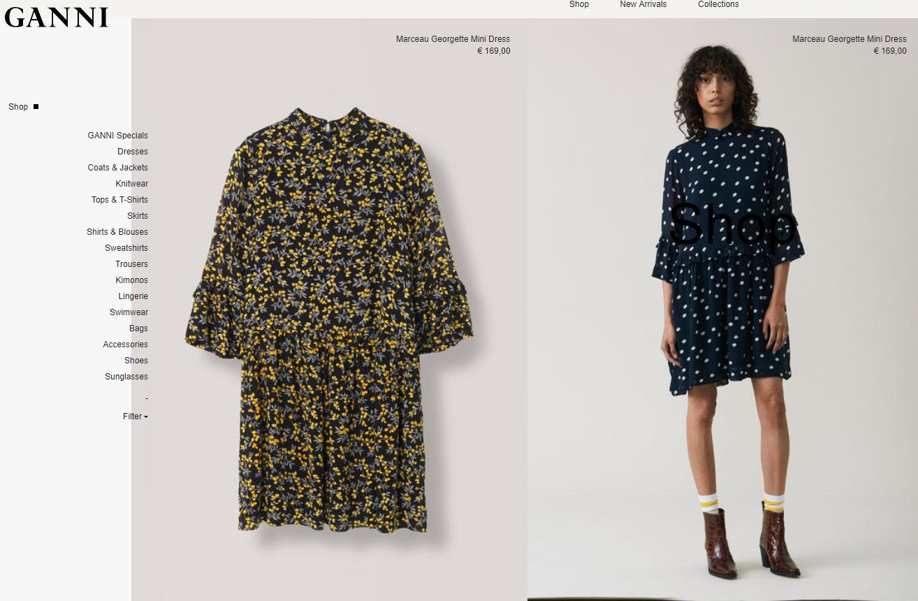 全球最大的消费品私募投资公司 L Catterton 投资丹麦时尚品牌 Ganni