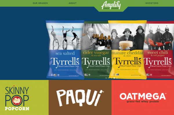 美国巧克力巨头好时斥资 16亿美元收购健康零食制造商 Amplify