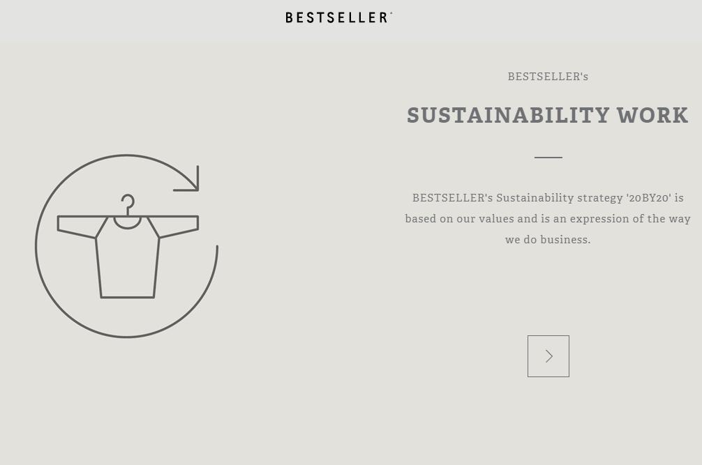 """针对""""用后废弃的纺织品"""",丹麦时尚集团 Bestseller 公布三大环保行动计划"""
