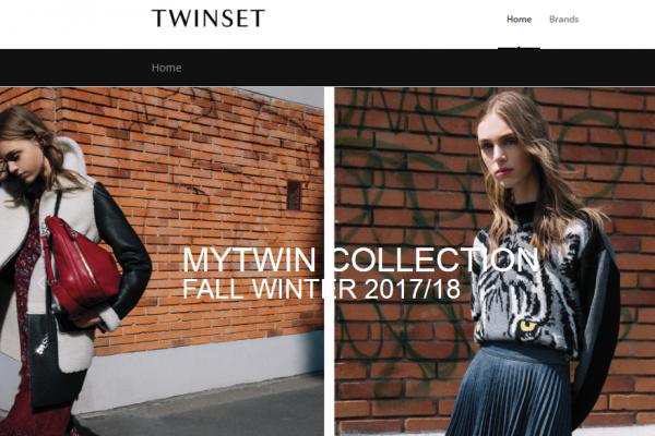 凯雷集团全面控股后,意大利时尚品牌Twinset迎来新面貌:新名称、新设计、新门店