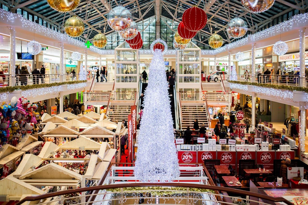 万事达顾问公司报告:2017年圣诞购物季零售额达六年来峰值,美国各大百货股价应声上涨
