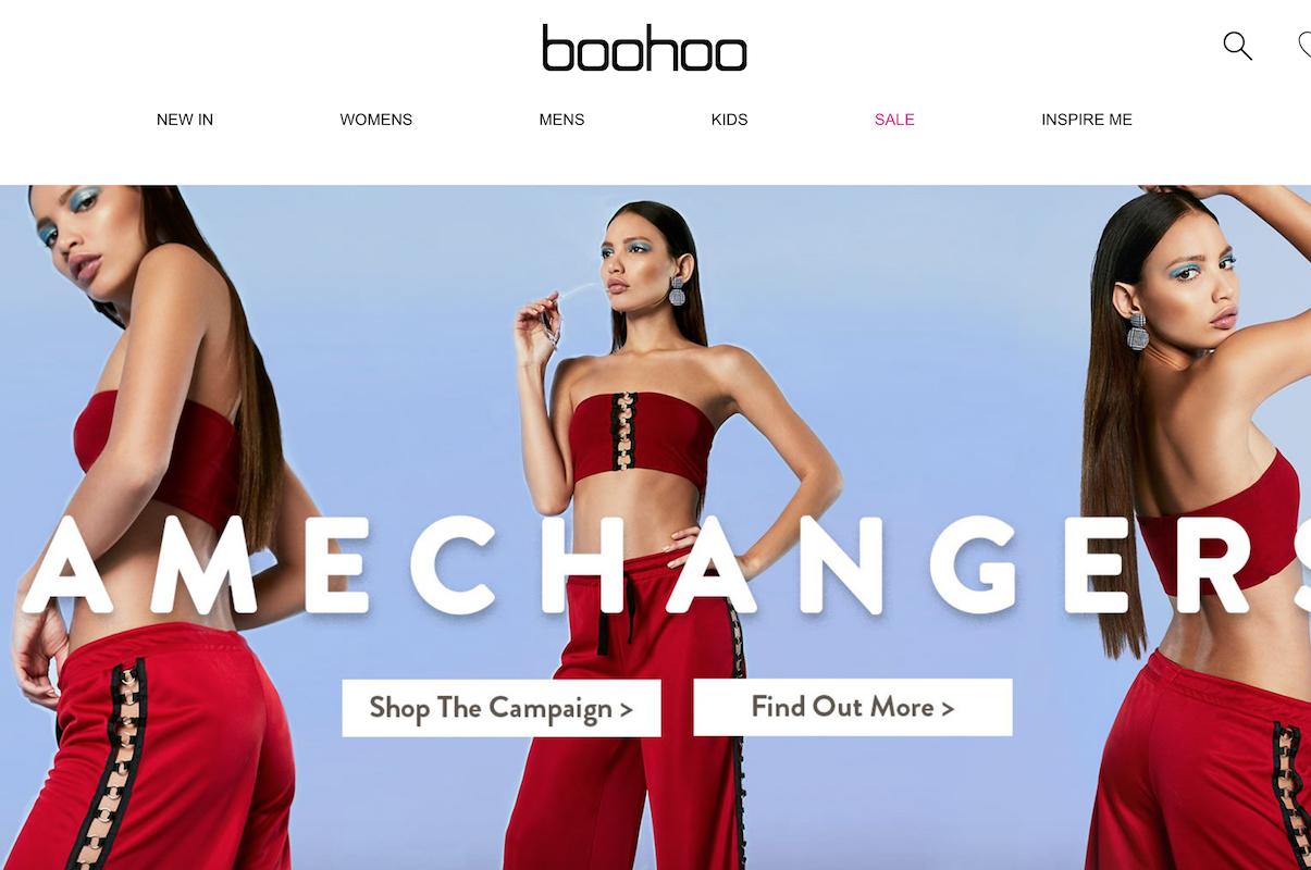 英国时尚电商Boohoo.com 公布2017年第四季度财报,销售额同比增长100%