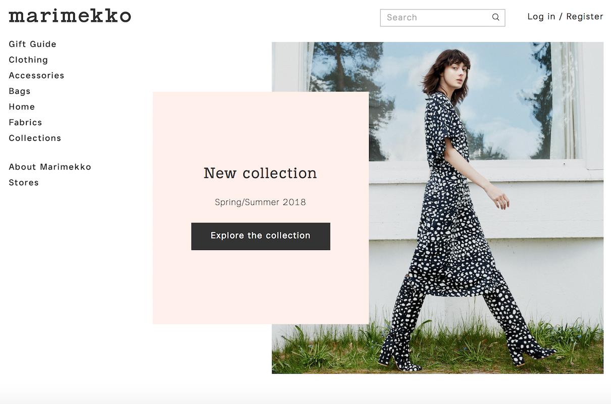 芬兰时尚品牌Marimekko 公布2017财年初步数据,调高全年盈利预期