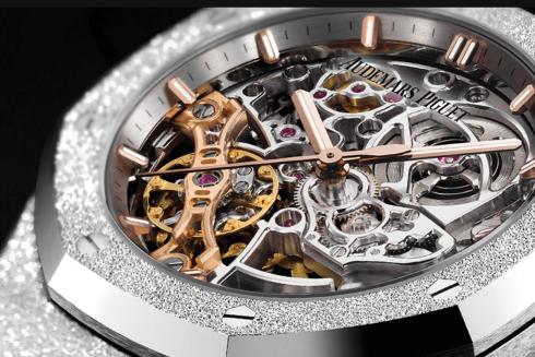 全球二手手表生意红火,瑞士爱彼表成为首个开展自营二手业务的瑞士手表品牌