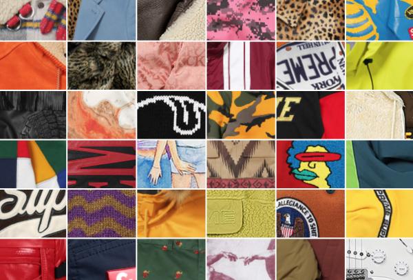 Supreme藏品展将在Jacket Required 伦敦男装贸易展举办:1000件单品,跨度23年