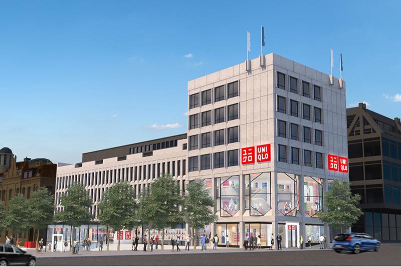 """优衣库打入竞争对手 H&M 的""""后院"""",北欧首店今秋在瑞典开业"""