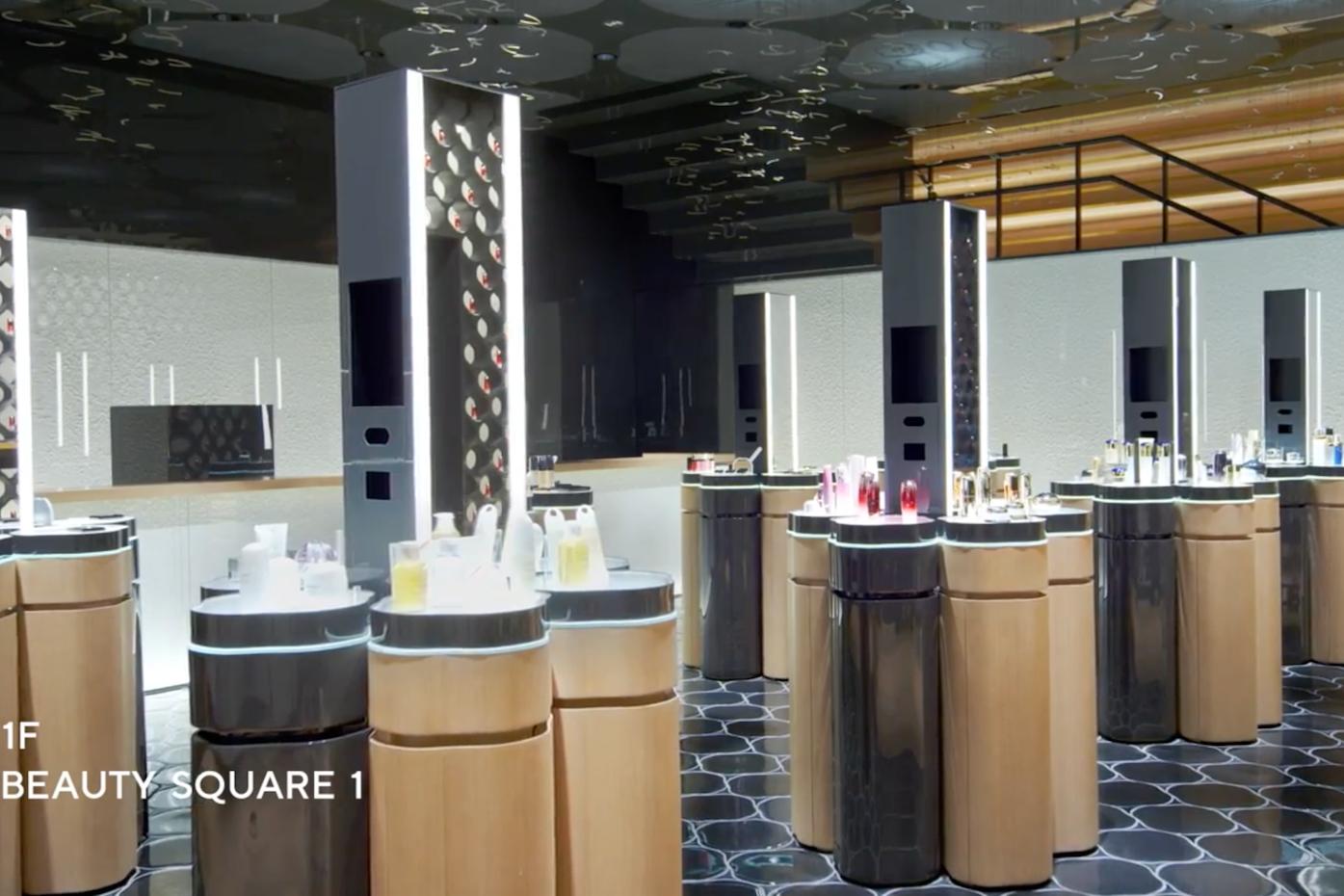 资生堂集团全力打造的东京银座旗舰店翻新后开张:造型沙龙,美容课程、咖啡馆、甚至还有影棚!