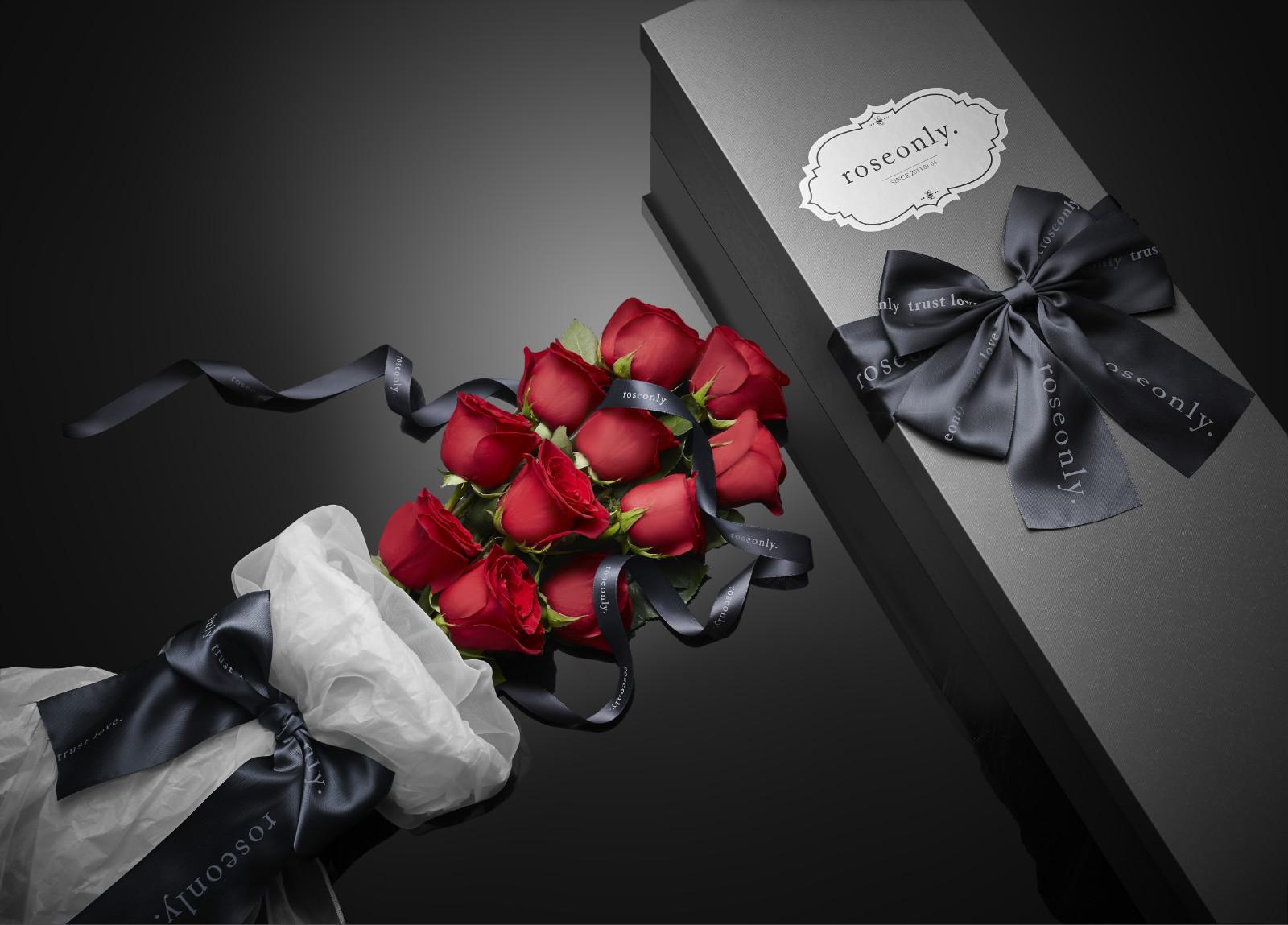 信者得爱 爱是唯一roseonly品牌五周年纪念日,回顾发展历程