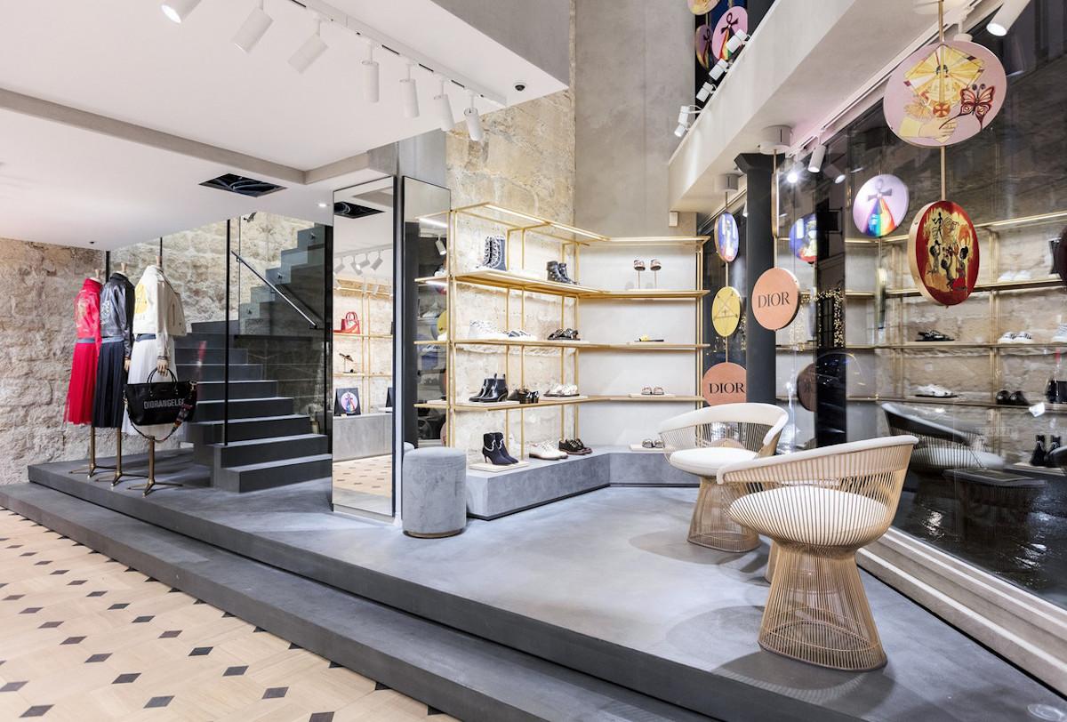 快闪店打头阵,Dior 将在巴黎圣奥诺雷大街开设巨型门店
