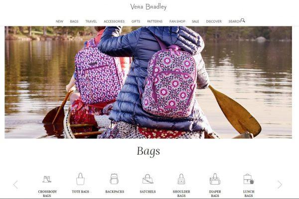 美国时尚手袋箱包及配饰品牌 Vera Bradley 第三季度净销售额达到1.141亿美元,盈利情况好于预期