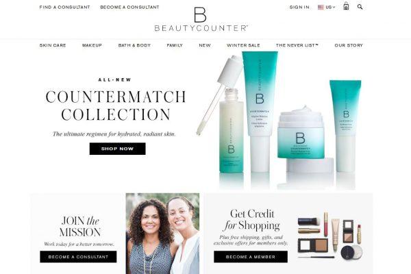 美国健康美妆创新品牌 Beautycounter 融资6500万美元,Chanel 家族基金 Mousse Partners 领投