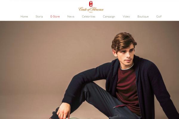 意大利运动休闲服饰品牌 Conte of Florence 接洽五家潜在收购方