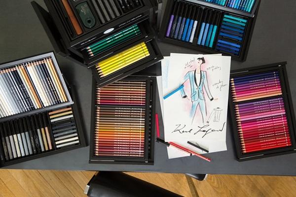 数字时代,257年历史的德国彩色铅笔制造商 Faber-Castell 为何能让年销售冲破50亿元人民币