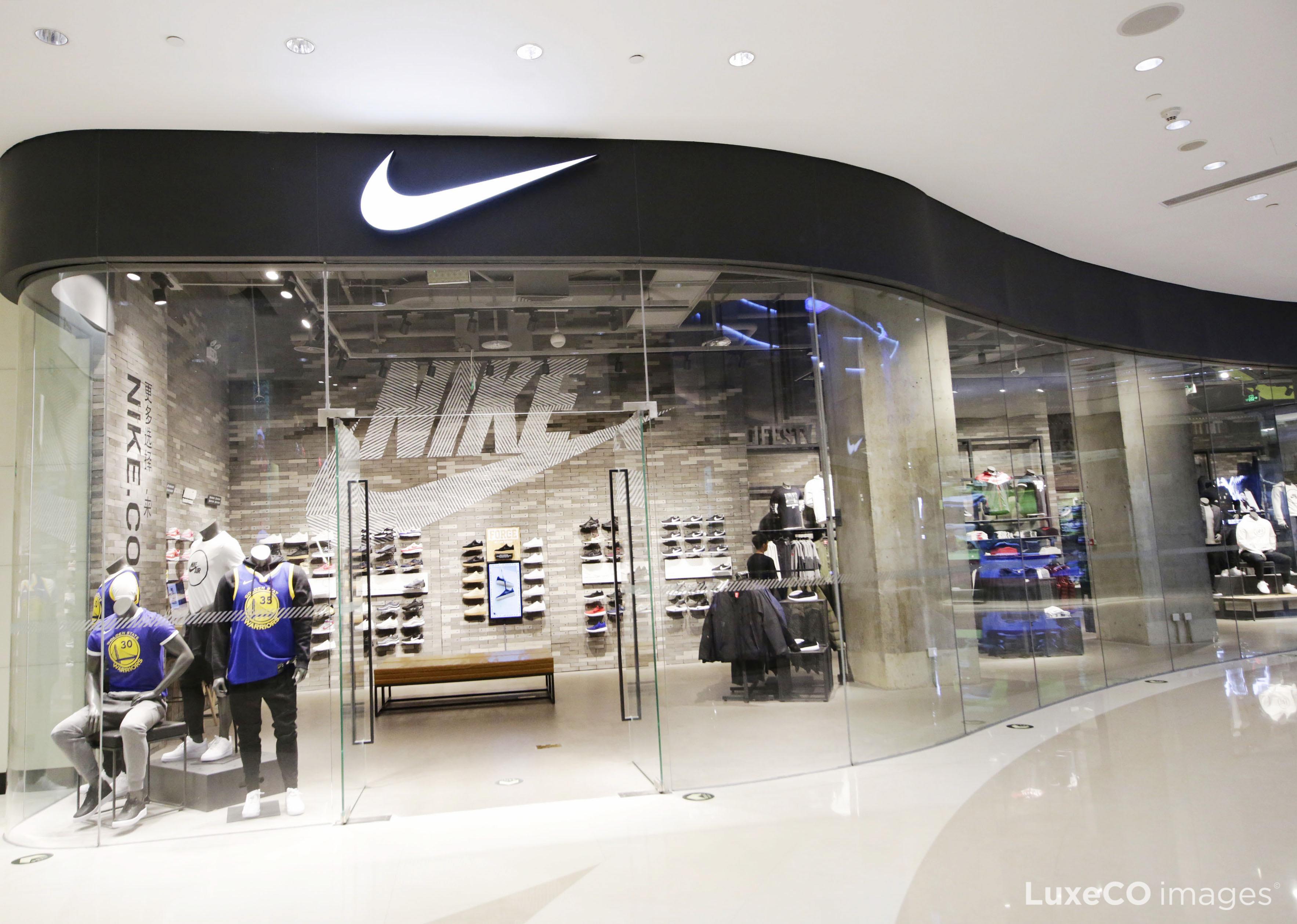 服装零售业回暖,Nike股价升至史上最高