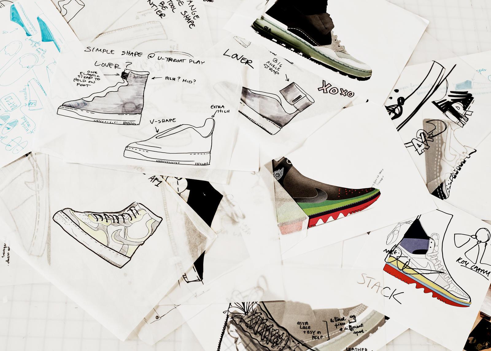 "Nike革新产品设计流程,最新推出的""女性视角""运动鞋设计周期从10个月缩短到5周!"