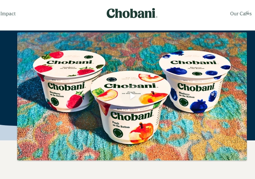 以希腊酸奶起家的 Chobani 10周岁转折点:新包装、新产品强调三大品牌价值观