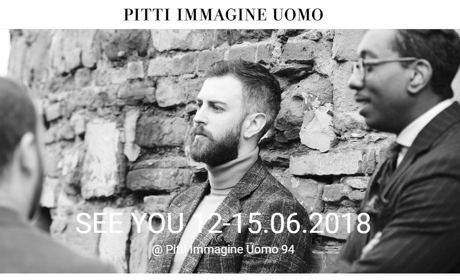 第93届 Pitti Uomo 男装展吸引3.6万名参观者,佛罗伦萨再度引爆时尚界