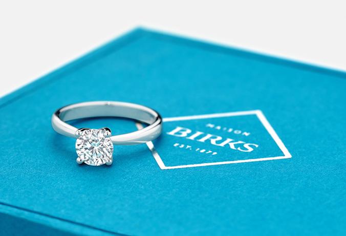 哈里王子未婚妻捧红的加拿大奢侈珠宝零售商 Birks 发布业绩报告