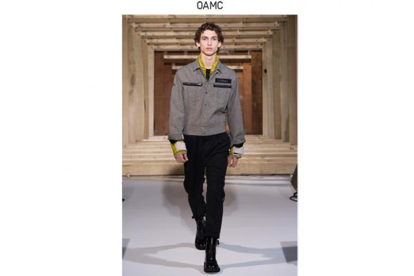 Supreme前首席设计师联合创办的法国新锐男装品牌 OAMC 获日本/意大利奢侈品集团Onward投资