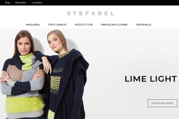 2017年销售额达 1.27亿欧元,获得注资并进行重组的意大利时尚女装品牌 Stefanel 将重新起航