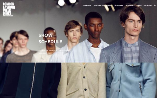 伦敦男装周最新关键词:数字化展示,扶持年轻设计师