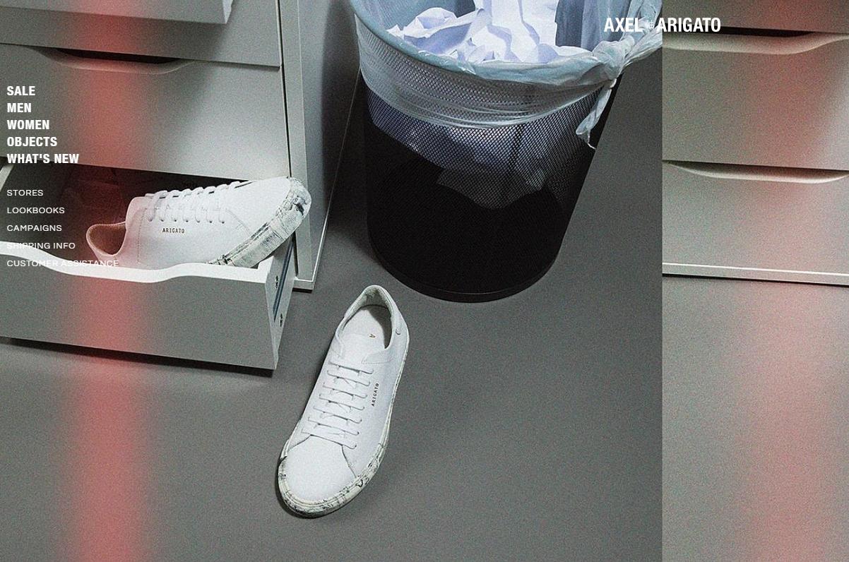 瑞典小众运动鞋品牌 Axel Arigato 完成750万美元融资,投资方为英国首家女性领导的专业投资基金