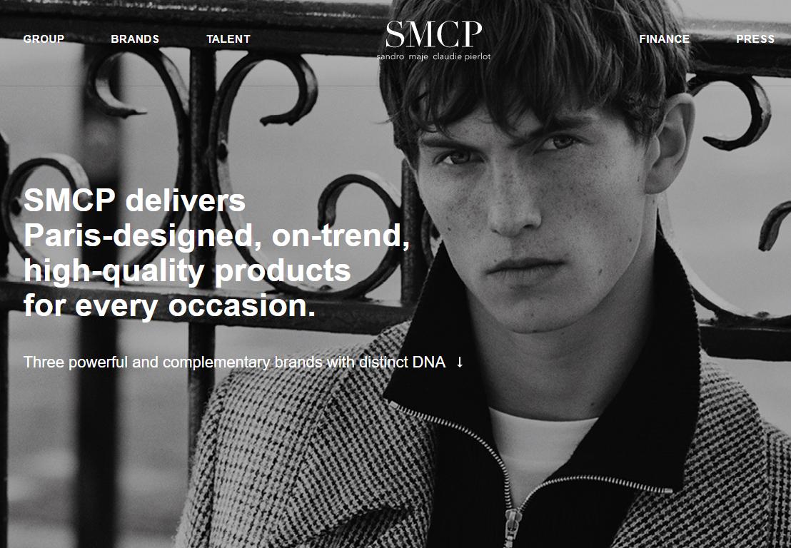 法国时尚集团SMCP公布上市后首份年报:全年销售同比增长16%,大中华区推动亚太市场增长27.1%