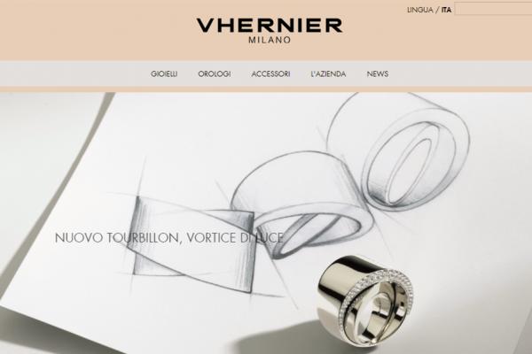 意大利高端珠宝厂商 Vhernier 超额完成销售目标,首次进军日本市场