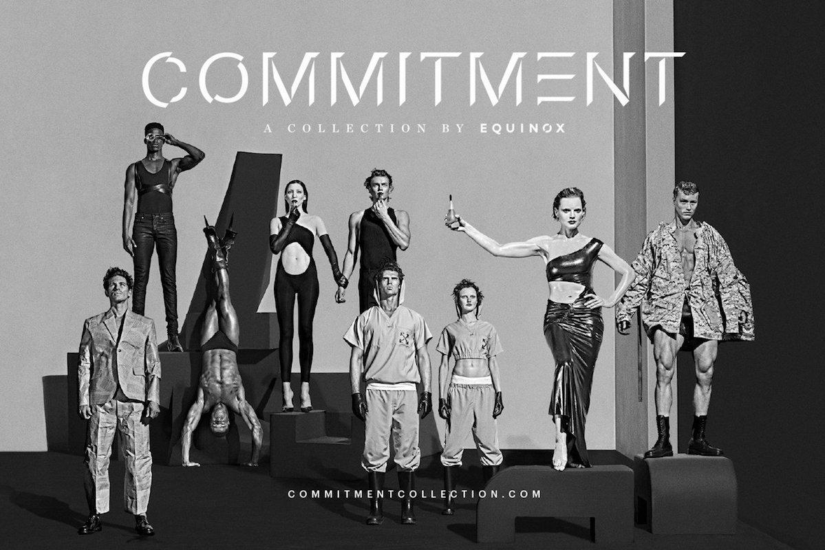 美国高级健身俱乐部 Equinox 跨界推出七件套奢侈品系列,每件背后都有一个精彩的故事
