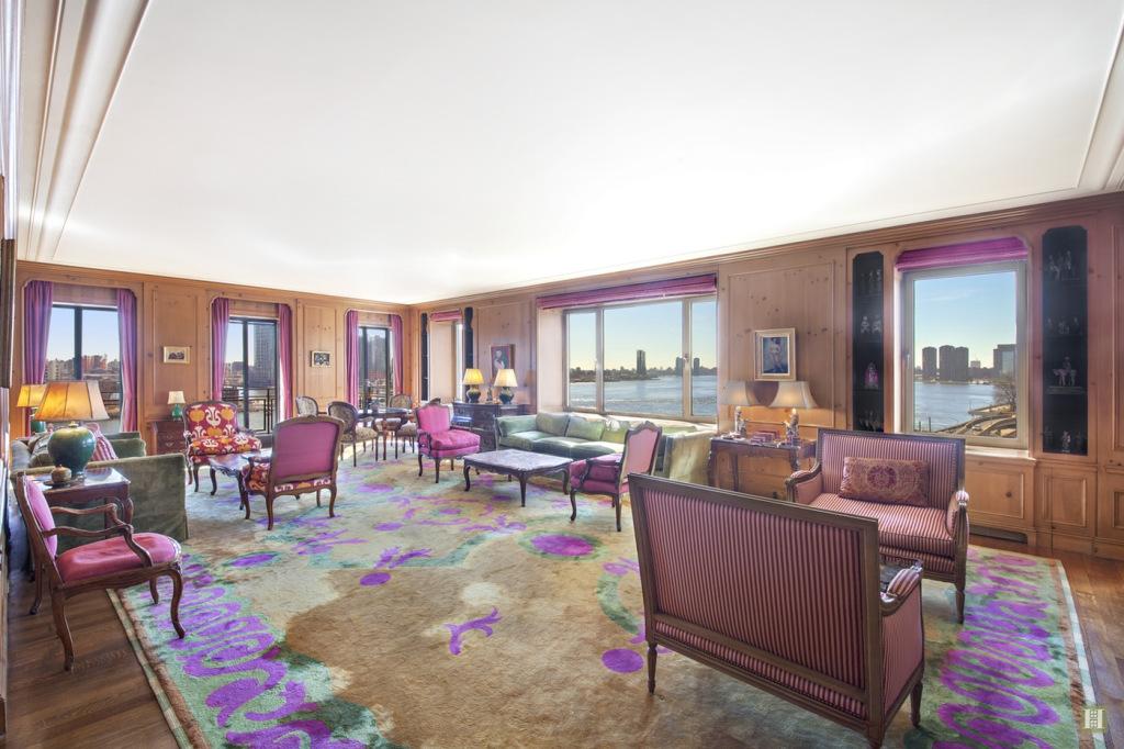 传奇女星葛丽泰·嘉宝位于曼哈顿的公寓以850万美元的价格卖给了忠实粉丝,高出挂牌价43%