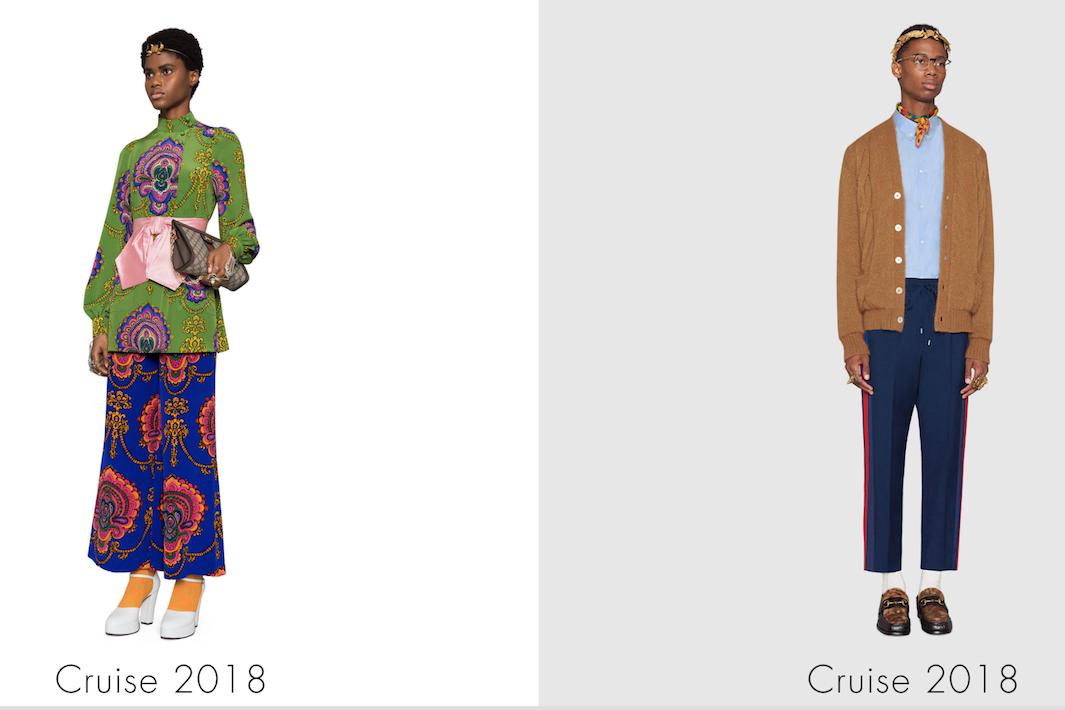 Gucci 2017年网站访问量高居奢侈品牌第一,是2016年的2.5倍!
