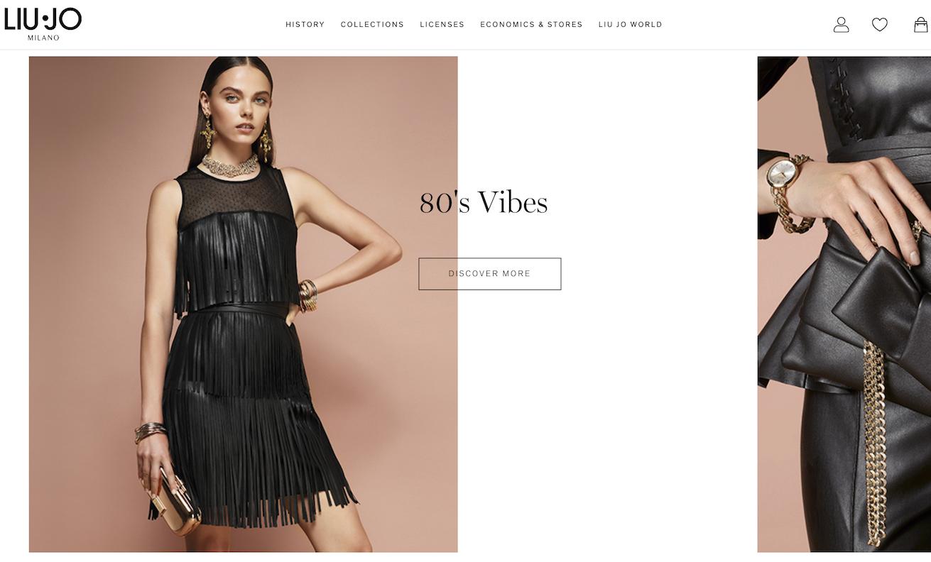 意大利时尚品牌 Liu Jo 2017财年前9个月业绩喜人:销售额、利润双增长