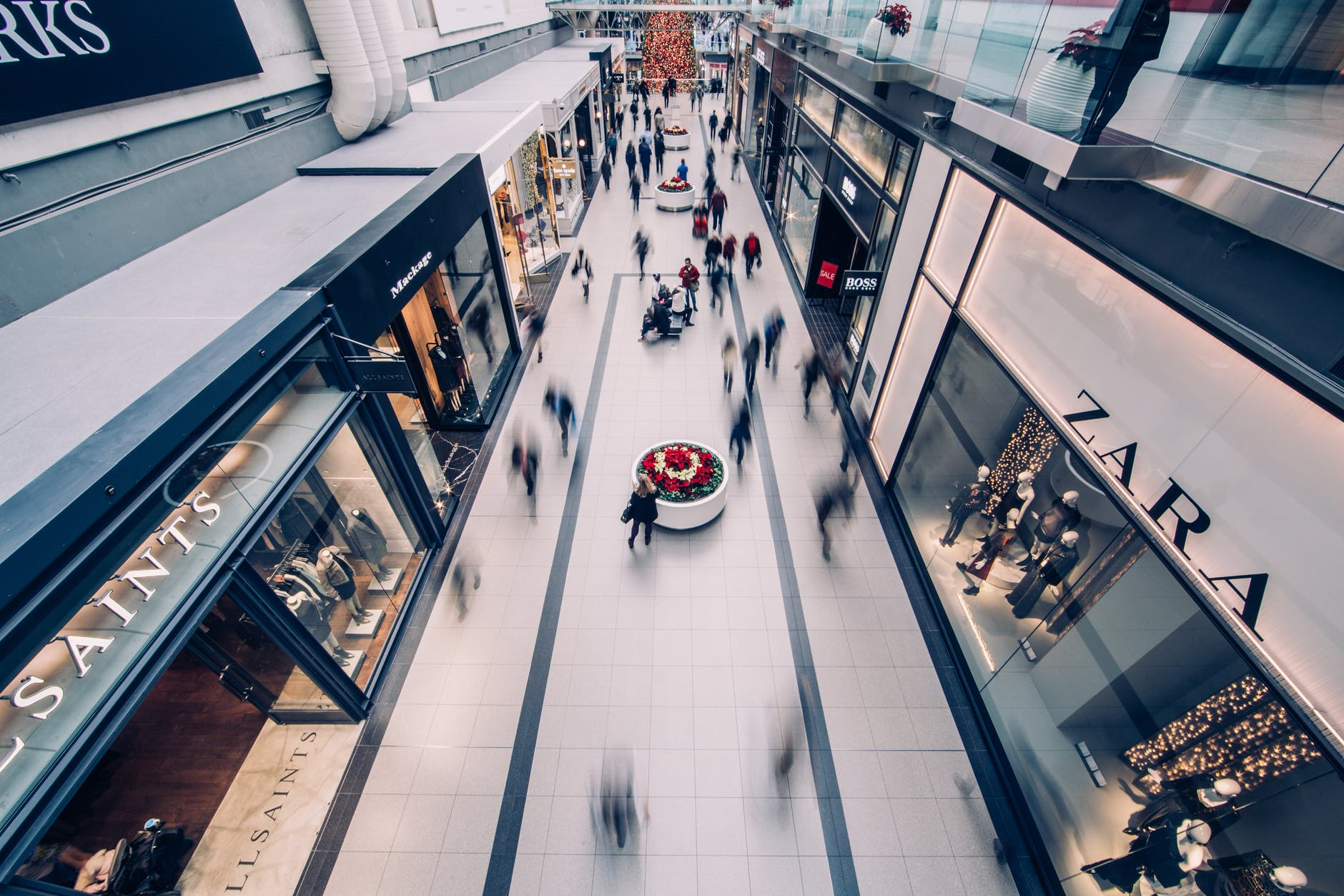 Green Street 2017美国零售地产报告:关店速度创新高,购物中心出租情况两极分化