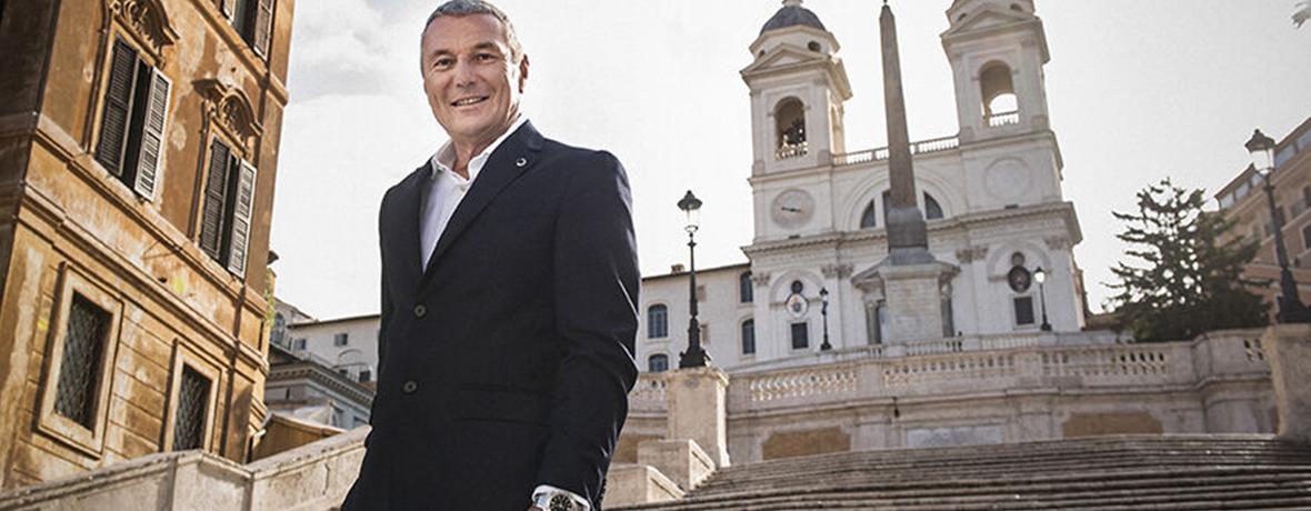 终于,宝格丽在老家罗马找到一块黄金宝地!品牌全球首席执行官 Babin先生接受《华丽志》独家专访