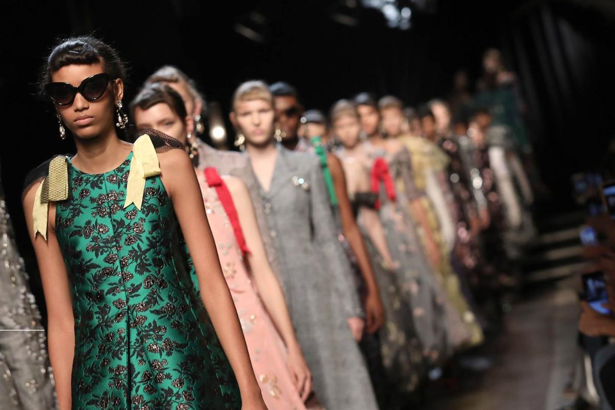 2018/19秋冬伦敦时装周发布官方日程,六位华人设计师在列