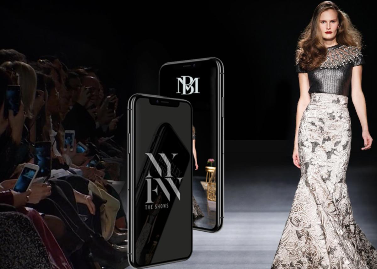 如何在秀场收集数据?一款T台打分app现身纽约时装周