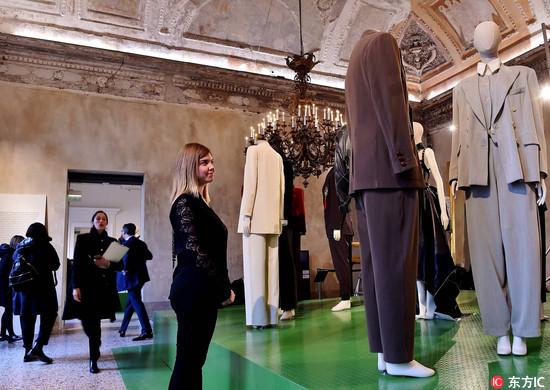 """米兰时装周""""Italiana""""大展揭幕:全面展示意大利时尚的实力和影响力"""