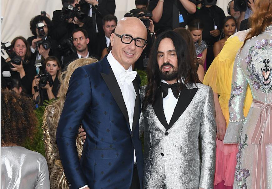 Gucci 首席执行官 :四年前选中 Alessandro Michele 担任创意总监主要靠直觉!
