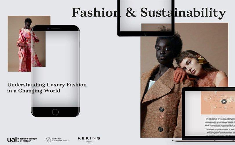 开云集团联手伦敦时尚学院,推出时尚行业首个免费线上环保和可持续发展课程