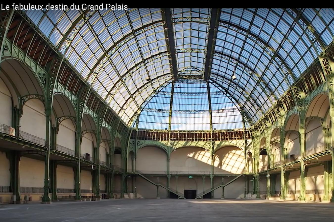 Chanel 出资2500万欧元赞助专属秀场—巴黎大皇宫的翻修工程,正殿入口将以品牌创始人命名