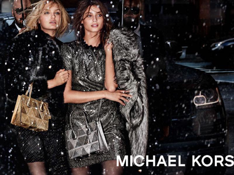 美国轻奢时尚集团 Michael Kors 最新季度财报:假日季销售额表现强劲,调高全年预期