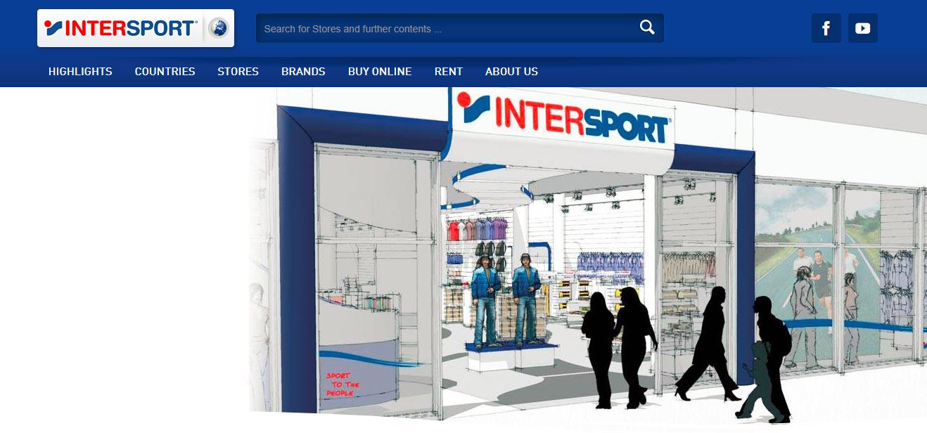 瑞士综合体育用品零售商Intersport 2017年销售额115亿欧元