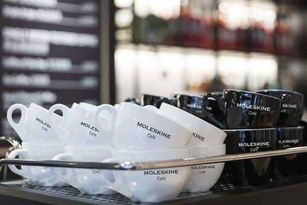 意大利高端文具品牌 Moleskine 跨界咖啡馆进军全球,北京店 1月中下旬开门迎客
