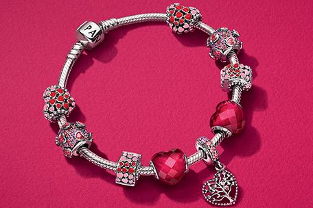 丹麦珠宝品牌 Pandora 2017财年销售同比增长12%,中国市场大涨75%