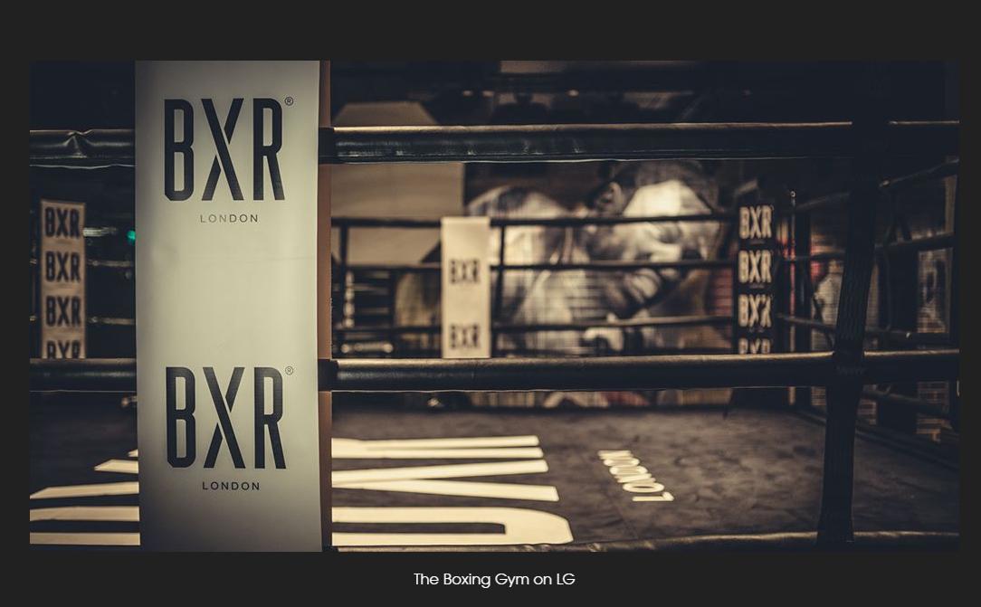 全球第一家开在商场里的精品拳击馆在英国高端百货 Selfridges 正式营业