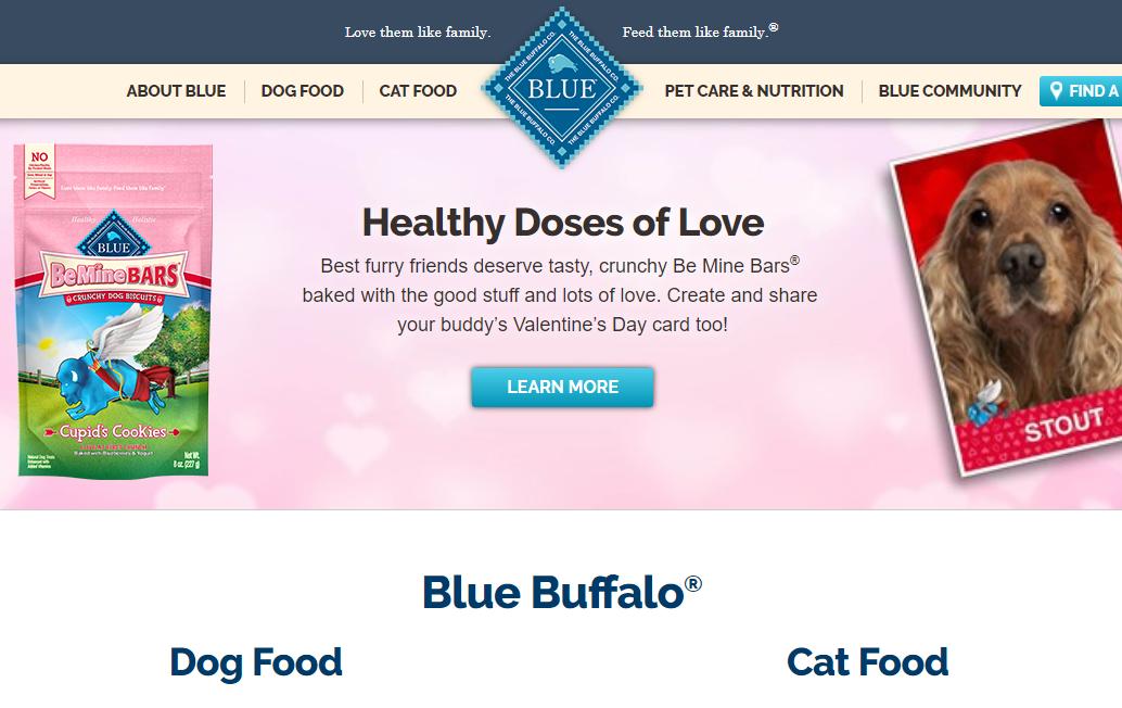 美国食品巨头通用磨坊斥资80亿美元收购宠物有机食品公司 Blue Buffalo